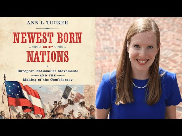 Virtual Book Launch: Newest of New Born Nations