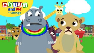 Give Everyone a Fair Chance! | Feelings & Friends with Akili and Me | African Educational Cartoons