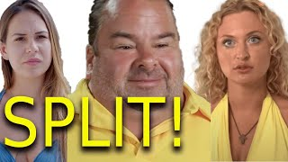 Big Ed & Liz Split! Natalie 90 Day  breaks her NDA revealing that she will be on the Single Life!