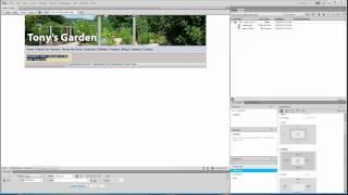 Beginner Dreamweaver CC Lessons - Part 3 - Adding Content