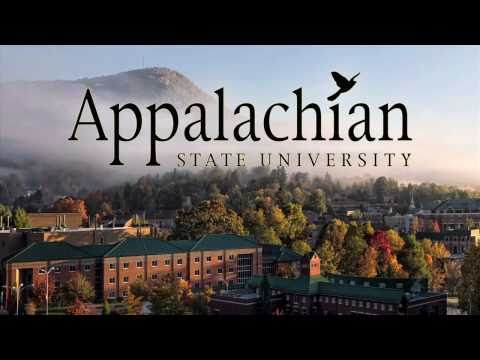Welcome to Appalachian State University