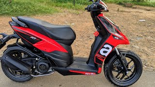 New Aprilia SR 150 updated model - ownership review