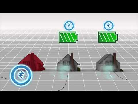 Tesla Motors electric house saves with solar: New big batteries power your pad in summer