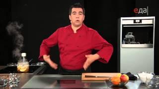 Пряная груша для салатов и гарниров