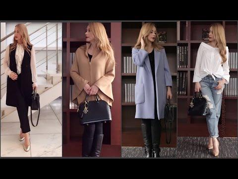 Покупки + Примерка одежды осень 2016 / бренды : D&G * Zara* Rag&Bone*Theory* Max&Co *Luisa Spagnoli*