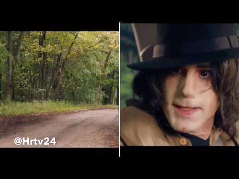 Joseph Fiennes as Michael Jackson in Urban Myths...