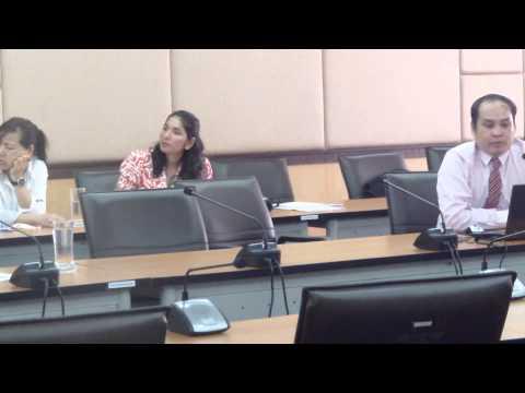 บรรยาย อัมพฤกษ์ ๒ (สถาบันวิจัยการแพทย์แผนไทย)