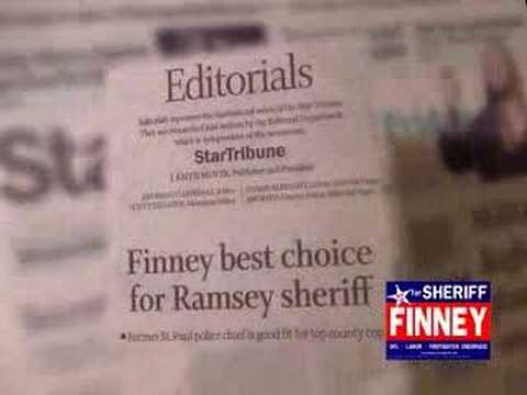 Bill Finney for Ramsey County Sheriff