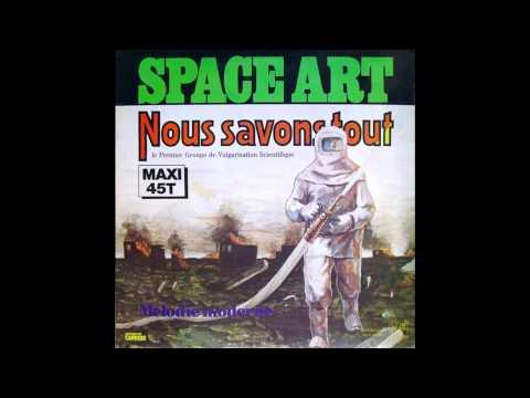 Space Art - Mélodie moderne