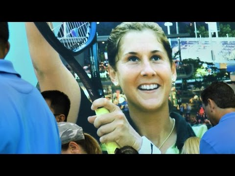 Tennis Legend Monica Seles Talks U.S. Open, Serena Williams' Dominance