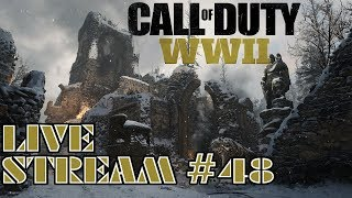 Call of Duty WWII Multiplayer LIVE STREAM #48