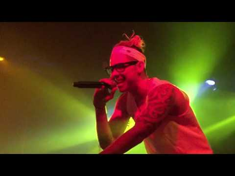 WILLIAM SINGE LIVE 2016 - PONY (Ginuwine)