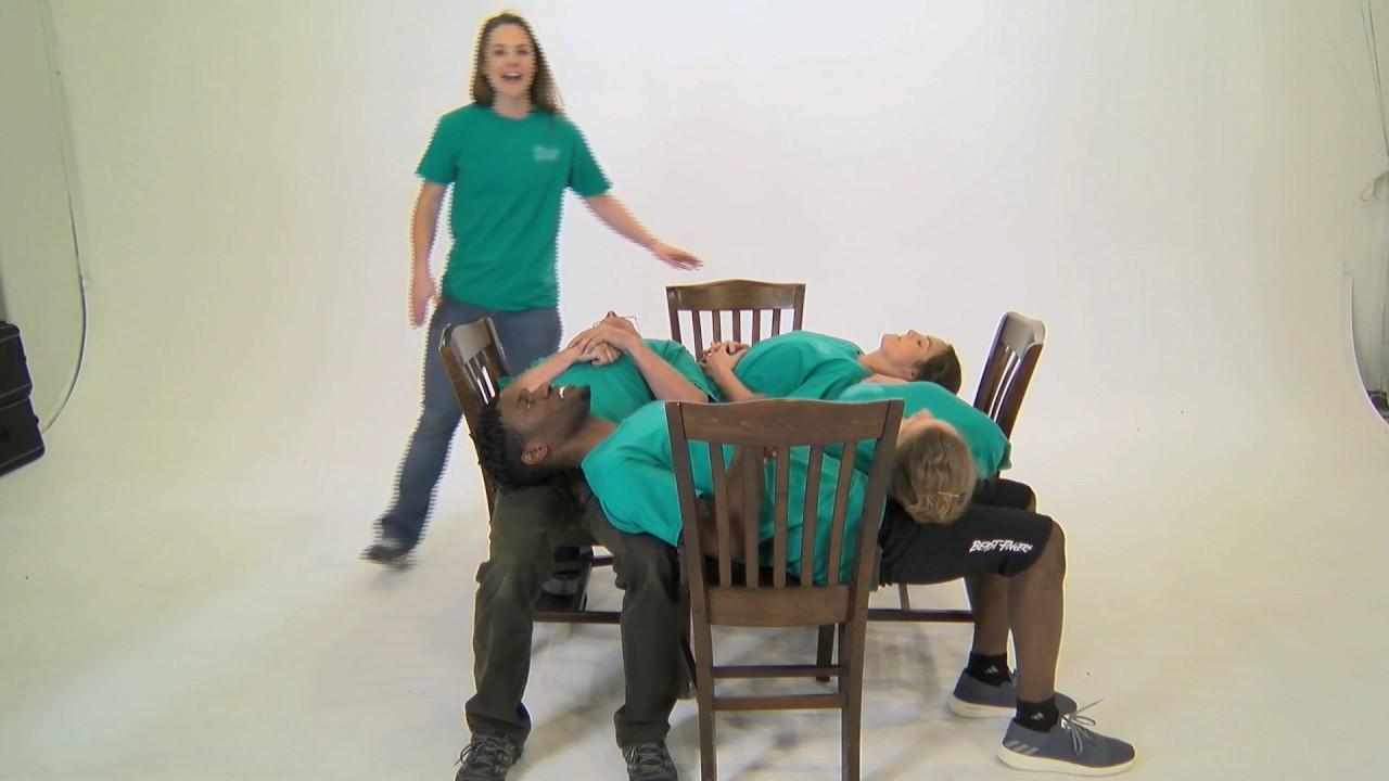 Human Table  sc 1 st  YouTube & Human Table - YouTube