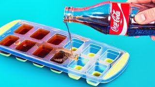 28 CRAZY FOOD HACKS AND TRICKS