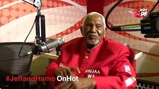 The hot Breakfast : Jamhuri Special Mau Mau War Veteran, Gitu Wa Kahengeri