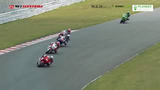 2018 MFJ SUPERBIKE  :  SUGO Rd4 J-GP2 Race In Action