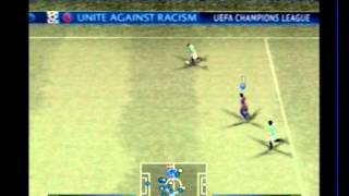 [PS2] PES 2013- F.C Barcelona VS Celtic F.C  UCL  #1
