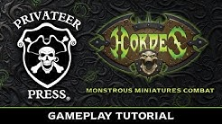HORDES Gameplay Tutorial