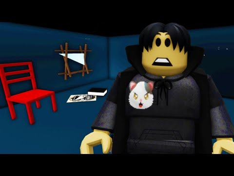 Investigating the SECRET room in the Roblox BrookHaven