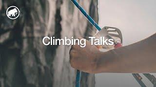 Mammut Climbing Talk - Episode 1 with Jakob Schubert