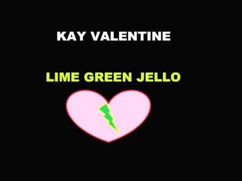 Lime Green Jello