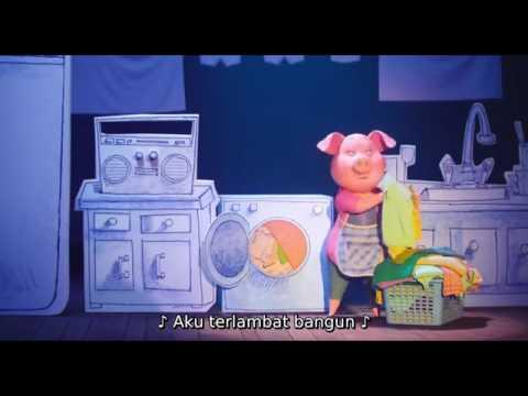 Shake It Off - Rosita and Gunter - SING sub indo