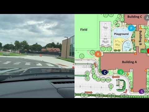 Strawberry Hill Arrival & Dismissal 2020
