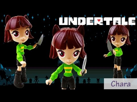 Undertale Chara Toy Custom Action Figure...