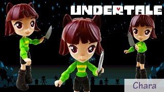 Download Undertale Chara Toy Custom Action Figure Doll Tutorial