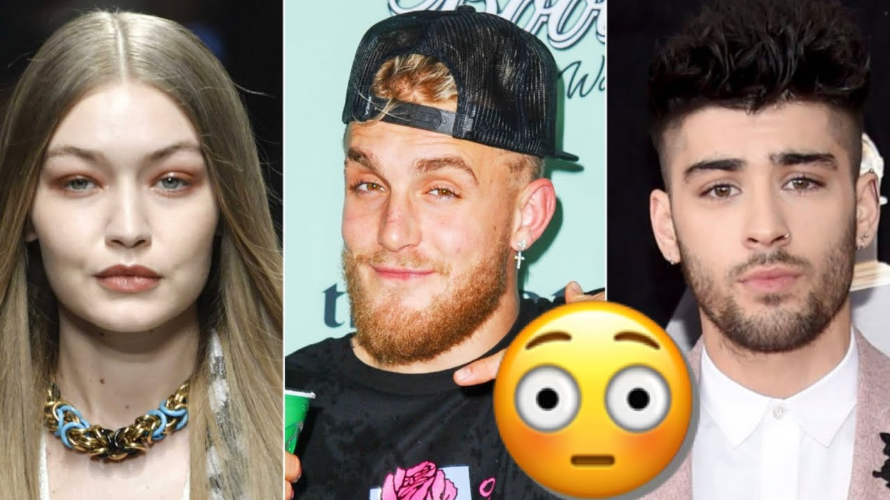 Gigi Hadid calls Jake Paul 'irrelevant' for dissing Zayn Malik