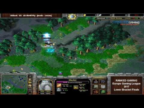 Isbackkk Vs XD.WoW?Fly - Lower Bracket Finals | Europe Gaming League | Dota RGC
