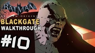 Batman Arkham Blackgate - Walkthrough Part 10 Grundy Smash Batman!