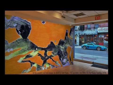 IMAGINARY by Remo Tesolin, 2017 - Artifact Gallery - Manhattan NEW YORK