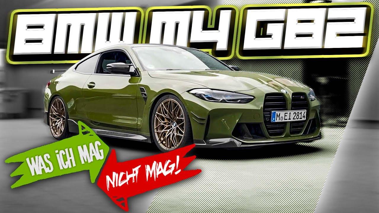 JP Performance - Was ich mag/nicht mag!   BMW M4 G82