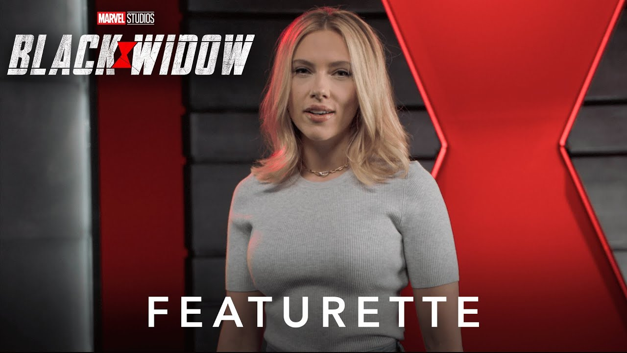 New Featurette Now Available for Marvel Studios' 'Black Widow'