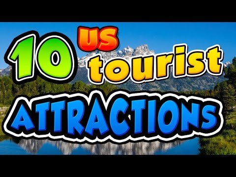 The 10 Best US Tourist Attractions | Travel ideas | best places to visit