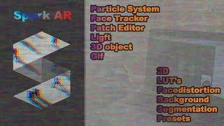 Spark ar studio уроки. Трейлер полного курса по созданию масок. Как создать свою маску Инстаграм.