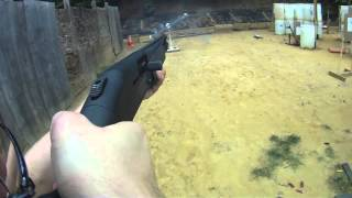 Polish Plate Rack: AAFG Tactical Shotgun Match