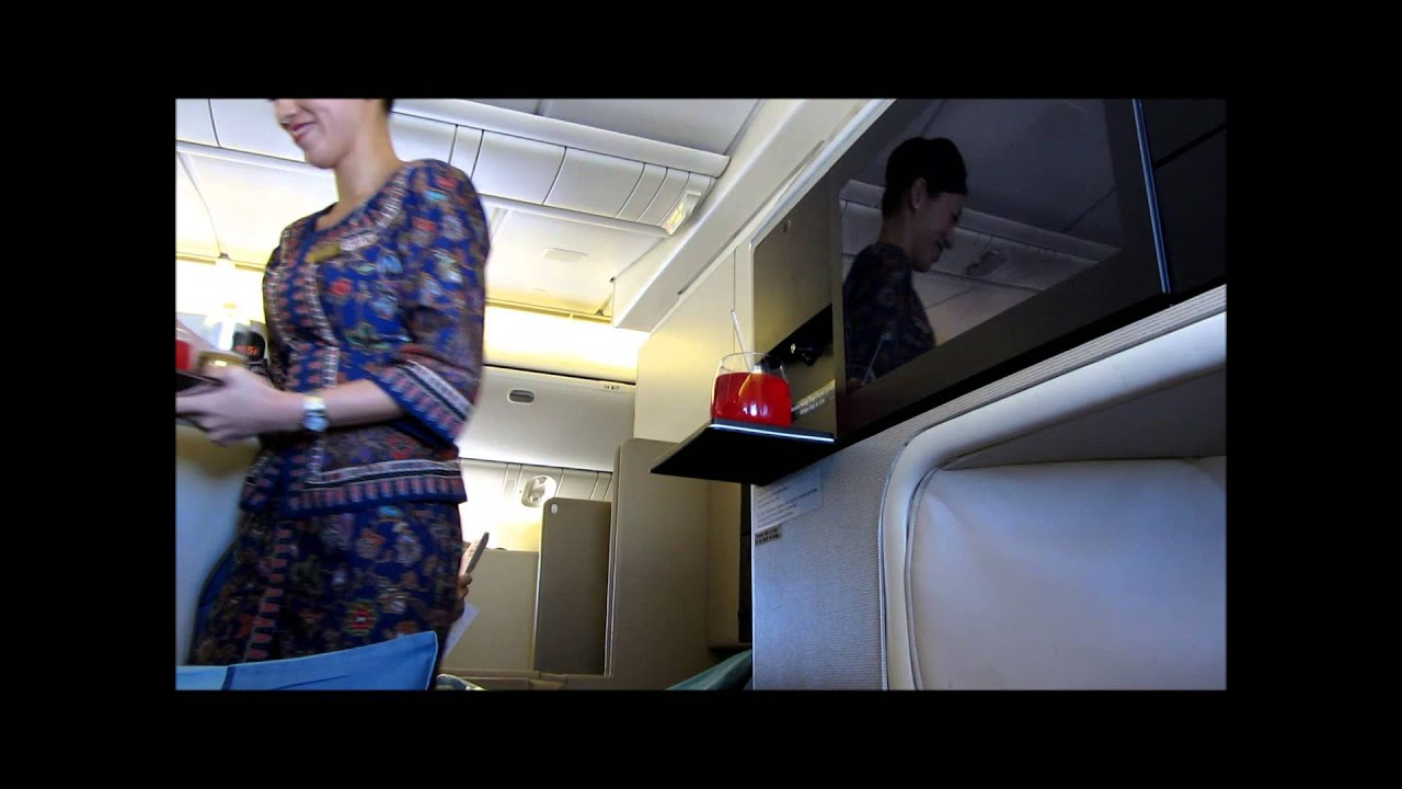 singapore airlines boeing 777 300er in business class. Black Bedroom Furniture Sets. Home Design Ideas