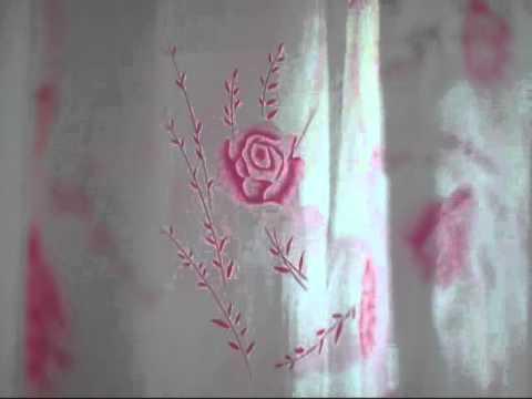 4 cortina de baño - YouTube