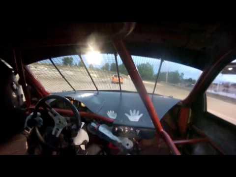 Fayette County Speedway Hornet Heat Race  8-5-17