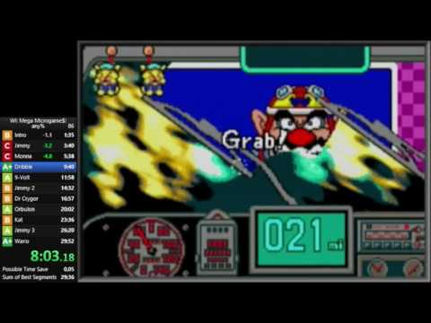WarioWare Inc.: Mega Microgame$ Speedrun in 29:43