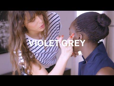 When Violette Met Eye & Nailia