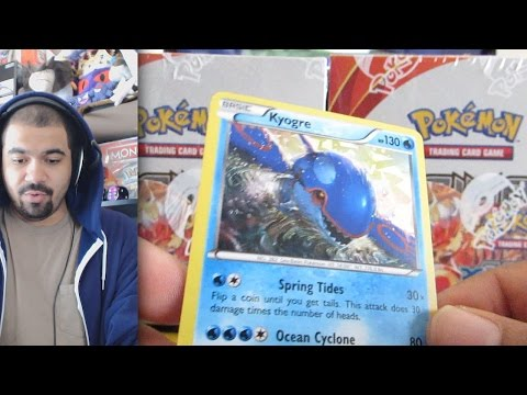 """Pokémon Trading Card Game """"Ocean's Core"""" + """"Earth's Pulse"""" Theme Deck Opening w/ TheKingNappy!!"""