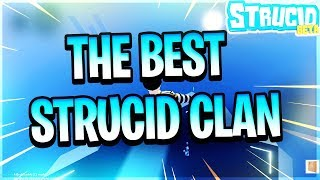 HOW TO JOIN THE BEST STRUCID CLAN?!? (ROBLOX FORTNITE)