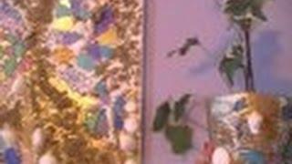 видео Цветочные вазоны