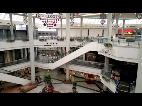 DEAD MALL SERIES : Landmark Mall (CLOSED 1/31/17)