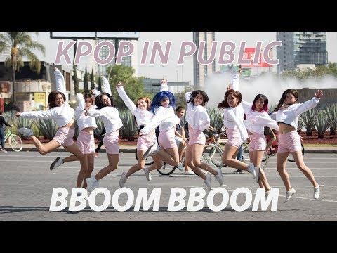 [KPOP IN PUBLIC MEXICO] Bboom Bboom (뿜뿜) - Momoland (모모랜드) Cover by MadBeat Crew