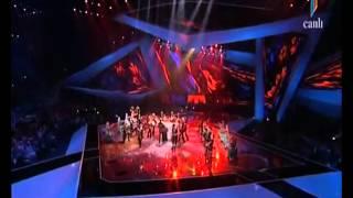Eurovision - 2012 Baku Natiq Ritm Group.. Supeeerr Souuu