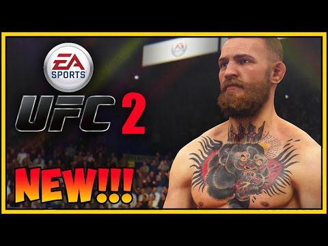 EA Sports UFC 2 Beta Gameplay 2016 - Knockouts, Submissions & Features (UFC 2 Gameplay)